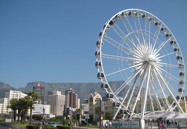 cape town observation wheel